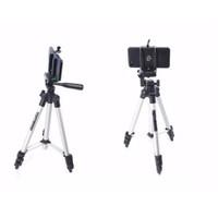 Chân máy ảnh và điện thoại Tripod TF3110