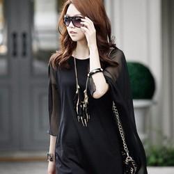 Đầm nữ thời trang, kiểu dáng sang trọng, phong cách sành điệu.