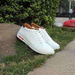 Giày da nam phong cách trẻ trung