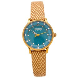 Đồng hồ nữ JU1027  dây da độc đáo