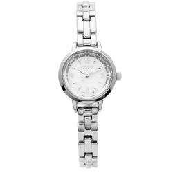 Đồng hồ nữ 1058 dây thép không gỉ
