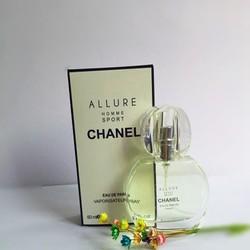 Nước hoa chiết pháp - Allure Home Sport 50ml