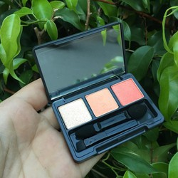Phấn mắt 3 màu TRIPLE EYES - Orange Nuance