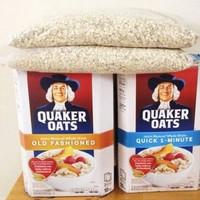 Yến Mạch Nguyên Hạt Nhập Từ Mỹ Quaker Oats 4,5kg tốt cho sức khỏe