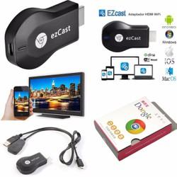Thiết bị HDMI kết nối điện thoại laptop lên Tivi không dây Ezcast