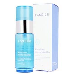 Xịt khoáng dưỡng ẩm Laneige Water Bank Mineral Skin Mist 30ml