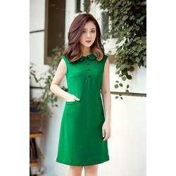 Đầm cổ sen trẻ trung 2650