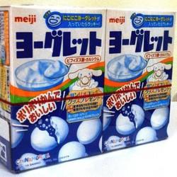 Sữa Chua Khô Meiji