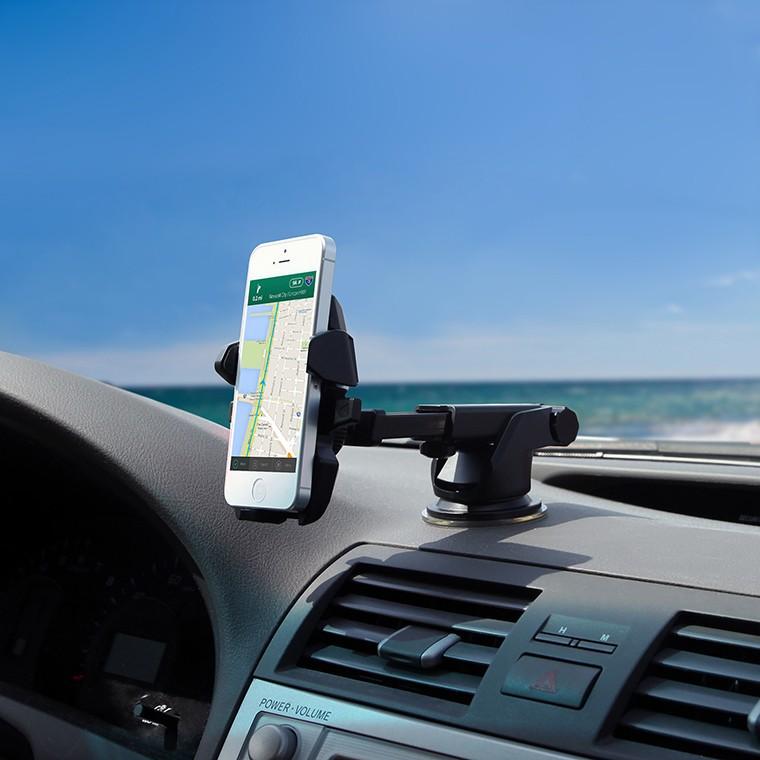 Giá treo - đỡ - kẹp điện thoại ô tô gắn táp lô - iOttie EOT2, Mỹ 1