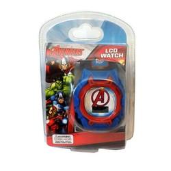 Đồng hồ LCD Avengers - Màu Đỏ xanh - Đhồ 98