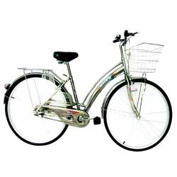 Xe đạp Inox 27 inch căm 36