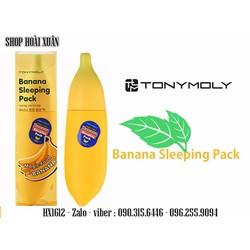 Mặt nạ ngủ chuối Tonymoly Banana Sleeping Pack - HX1612
