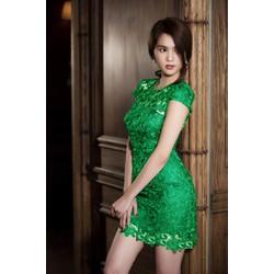 Đầm Ren Ngọc Trinh sang trọng TAMN2026