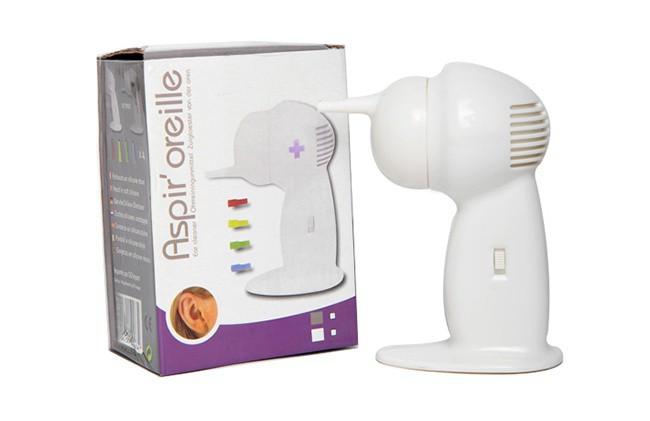 máy vệ sinh tai ear cleaner giúp hút ráy tai và làm sạch bụi bẩn - hình 1