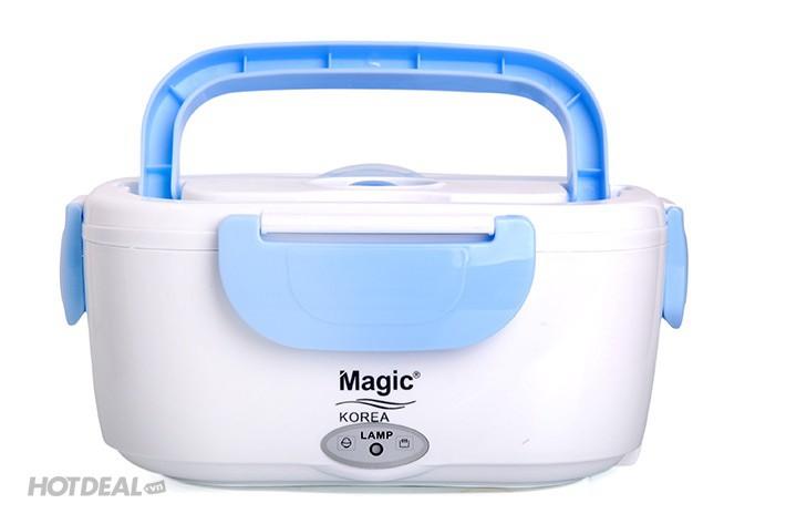 Hộp Cơm Điện Hâm Nóng Đa Năng Magic 5