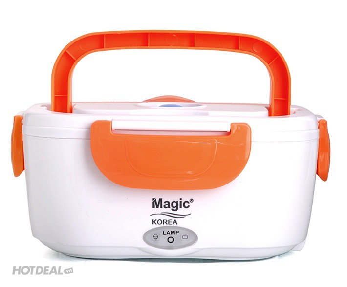 Hộp Cơm Điện Hâm Nóng Đa Năng Magic 9