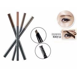 Chì kẻ mắt và chân mày The Face Shop Designing Eyebrow Pencil - Số 3,4