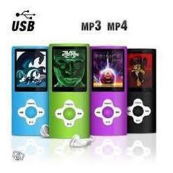 Máy Nghe Nhạc MP4 Kiểu Dáng Ipod Năng Động - Dài