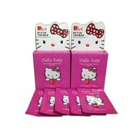 Mặt nạ bùn Hello Kitty trắng da và dưỡng ẩm 15ml x 10 miếng