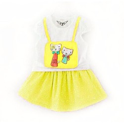 Set quần áo cho bé gái