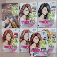Dầu gội thảo dược nhuộm tóc Solbol Hàn Quốc