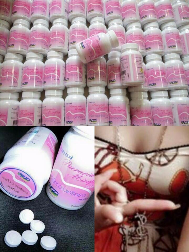 Viên thuốc Nở Ngực Peuraria Mirifica Thái Lan Chính Hãng 7