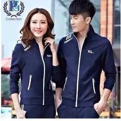 áo khoác cặp đôi phối sọc ở vai cực chất áo khoác nam nữ giá rẽ