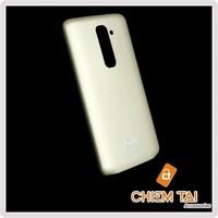 Nắp lưng thay thế cho điện thoại LG D802 - D805 - Optimus G2 - Vàng