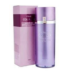 Nước Hoa Hồng Cellio Collagen 140ml