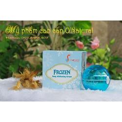 Kem dưỡng trắng da toàn thân Frozen Body Whitening Cream