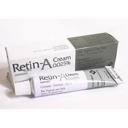 Kem thuốc điều trị mụn ẩn, mụn trứng cá chống lão hóa Retin-A
