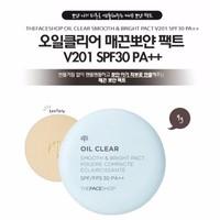 Phấn Phủ Kiềm Dầu Oil Clear The Face Shop