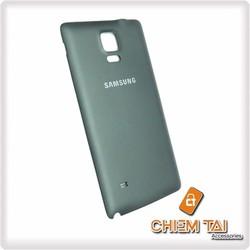 Nắp lưng thay thế cho Samsung Galaxy S2 i9100 - Đen