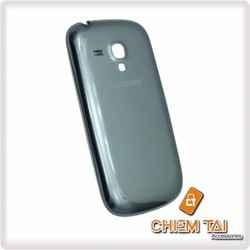 Nắp lưng thay thế Samsung Galaxy S3 mini i8190 - Đen