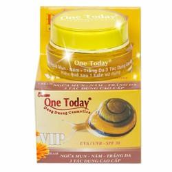 Kem trị Mụn - Nám - Trắng da 3 tác dụng One Today Vip