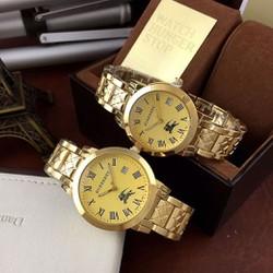 đồng hồ đôi  có lịch đẹp sang