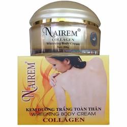Kem Dưỡng Trắng Toàn Thân Dưỡng Chất Collagen NAIREM