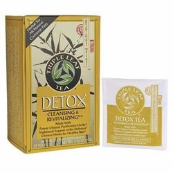 Trà Thảo Dược Thanh Lọc Cơ Thể TRIPLE LEAF TEA DETOX từ Mỹ hộp 20 gói