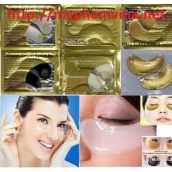 SET 10 MIẾNG Mặt nạ Collagen Crystal xoá nếp nhăn và bọng mắt
