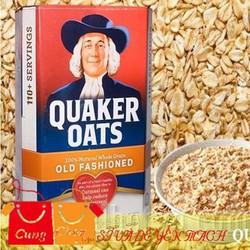 Bột Yến Mạch Quaker Oats Nguyên Chất 1 kg