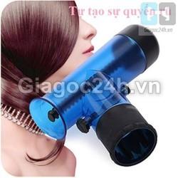 ống sấy tóc làm xoăn và tạo kiểu tóc