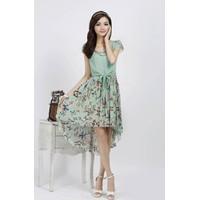 đầm mullet chân váy bướm xinh