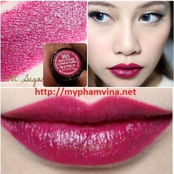 Son Wet n Wild 965 Cherry Picking Hồng cherry