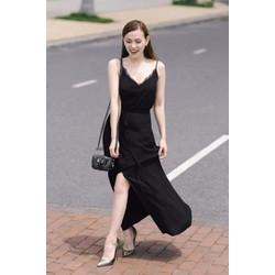 HÀNG NHẬP CAO CẤP - Váy Maxi Dạo Phố Thời Trang