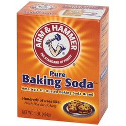 Bột Baking Soda Arm and  Hammer 454gr .