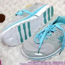 Sale Off Giày thể thao nữ phong cách sành điệu GTU103