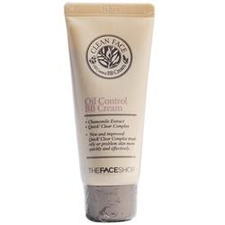 Kem nền cho da dầu và mụn Clean Face Oil Control BB Cream 35ml