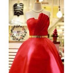 Đầm xòe cúp ngực xếp ly hàng cực đẹp giá rẽ vải đẹp nhất