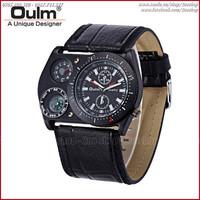 Đồng hồ thể thao OULM cộng la bàn, nhiệt kế cá tính - Mã số: DH1616