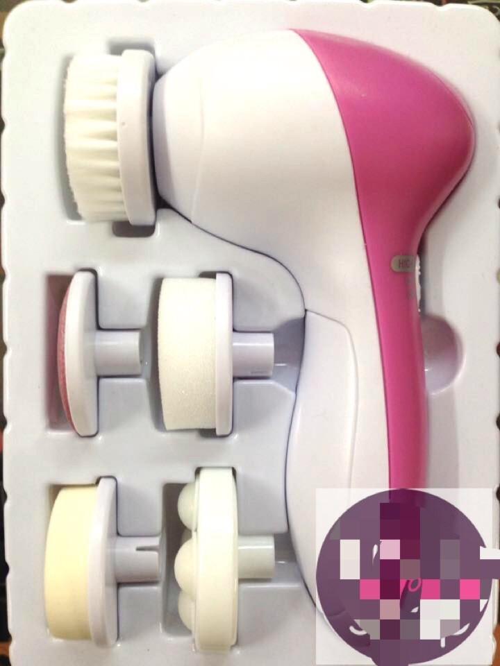 Máy rửa mặt massage 5in1 3